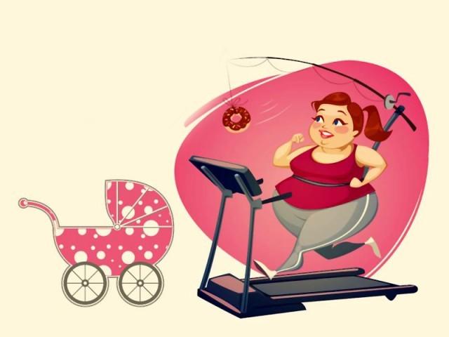 come Rimettersi in forma dopo la gravidanza: