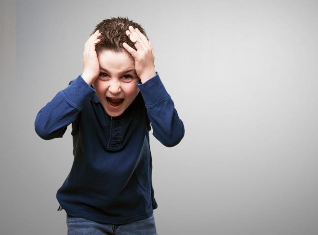 come affrontare i capricci dei propri figli