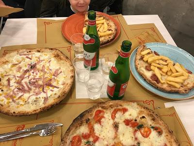 Tutino pizzeria a sorrento