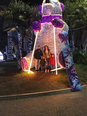 Decorazioni natalizie sorrento