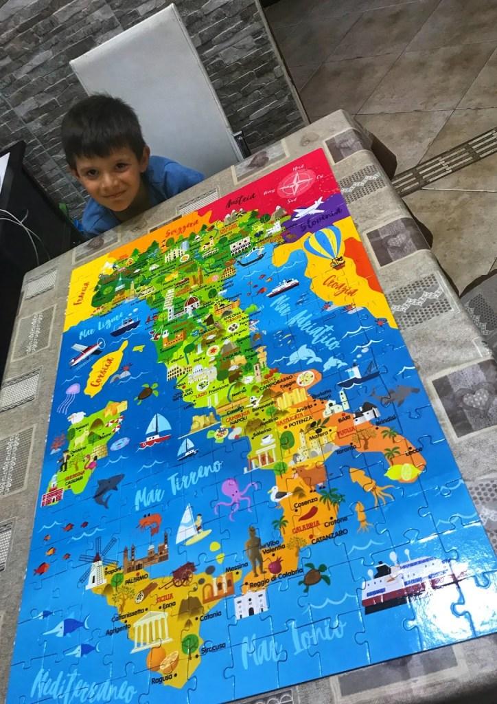 bambini gioco creativo l'italia