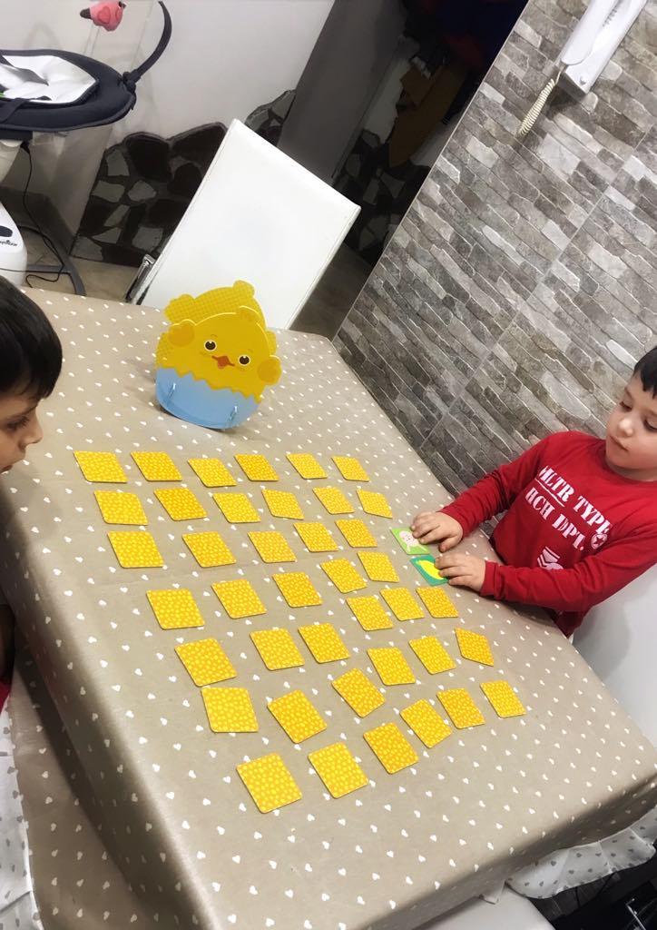 giochi da fare in famiglia
