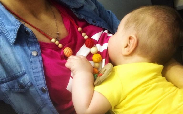 diminuzione latte materno