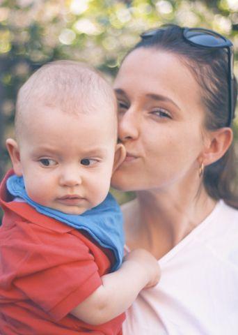 я та мій син