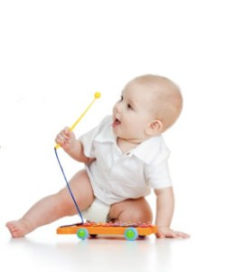 baby play instrument