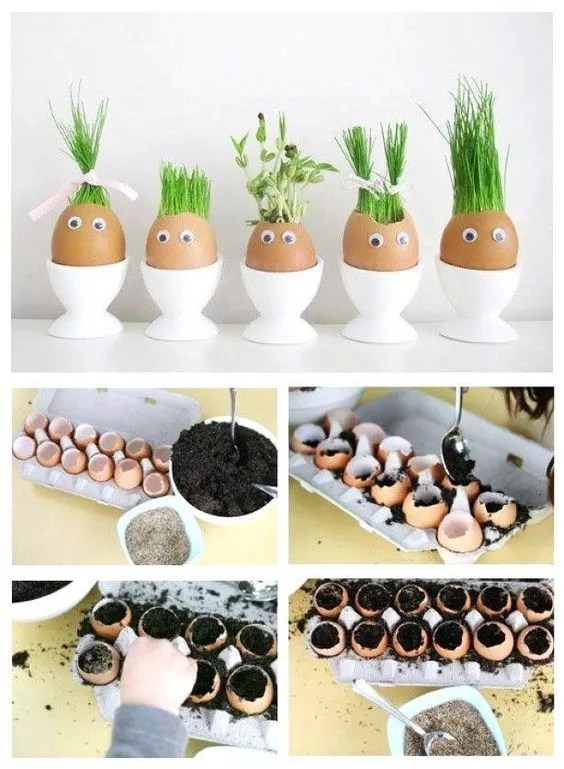 Vasi uova Pasqua