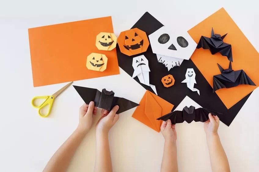 Lavoretti Halloween Per Bambini Le Idee Più Belle E Facili