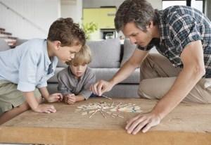 Quanto giocate con i vostri figli?