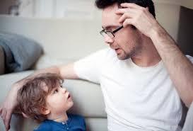 ascolto del genitore