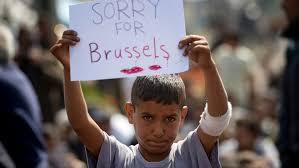 sorry for brussels