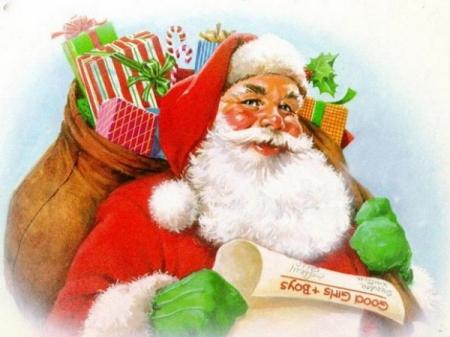 Babbo Natale è San Nicola
