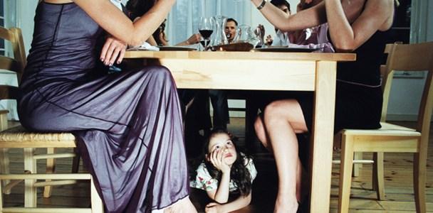 Una tranquilla serata…al ristorante con i bambini