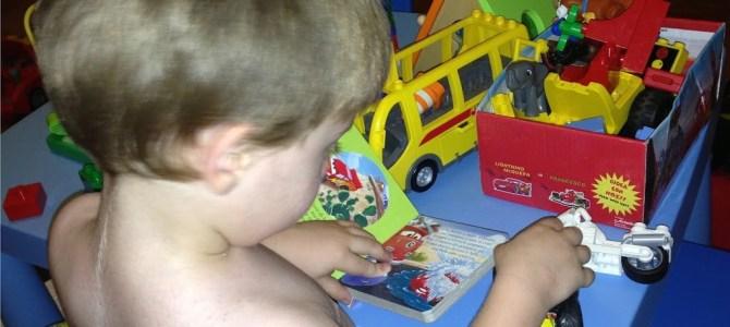 Leggere è un gioco da bambini