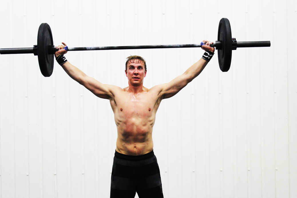 Does Crossfit push you over your limits?