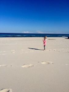 Wakacje z dzieckiem nad morzem, Karwia