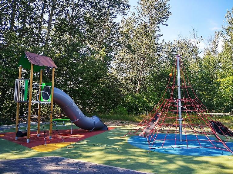 plac zabaw zielona Białołęka