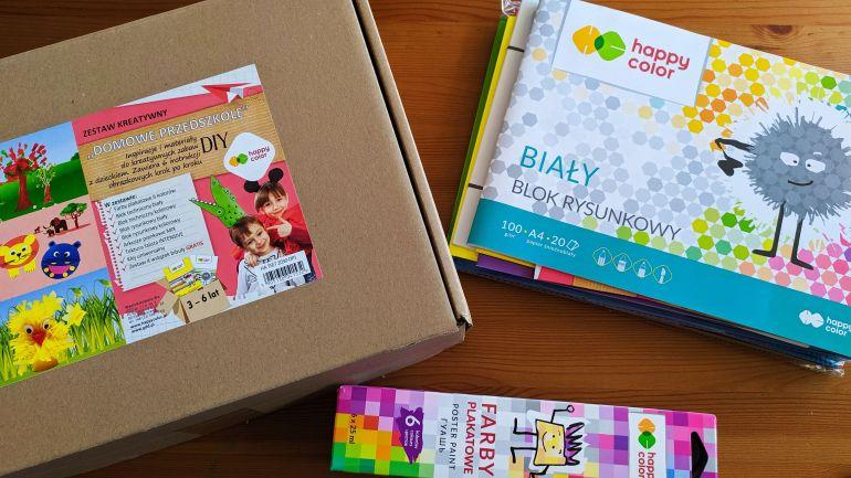 boxy kreatywne happycolor
