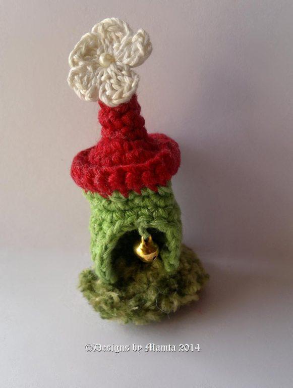 Crochet gnome house pattern miniature crochet amigurumi patterns cool crochet patterns bankloansurffo Choice Image