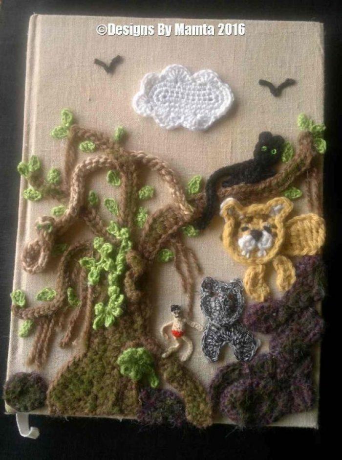 Crochet Jungle Book Project