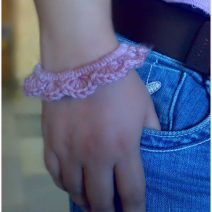 Flora Crochet Bracelet Pattern