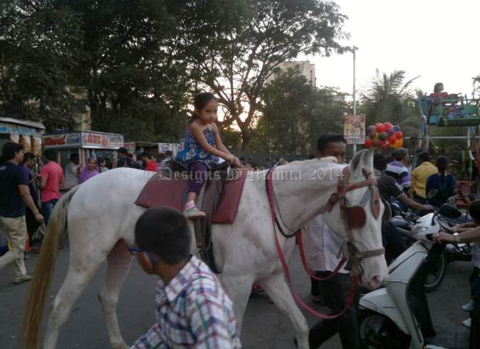 Horse Riding Bhayander East Chowpatty