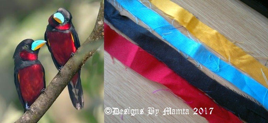 Inspirational Silk Ribbon Yarn