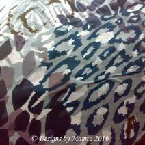 Leopard Print Fabric By The Yard