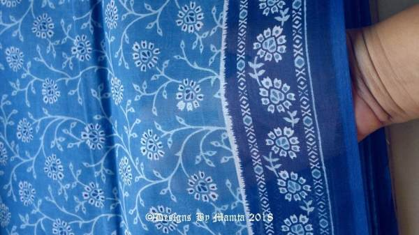Lightweight Indian Cotton Fabric