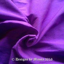 Neon Purple Dupioni Silk Fabric