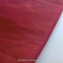 Redwood Brown Silk Dupioni Fabric