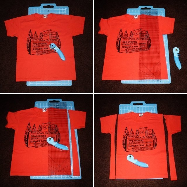 how to make tshirt yarn