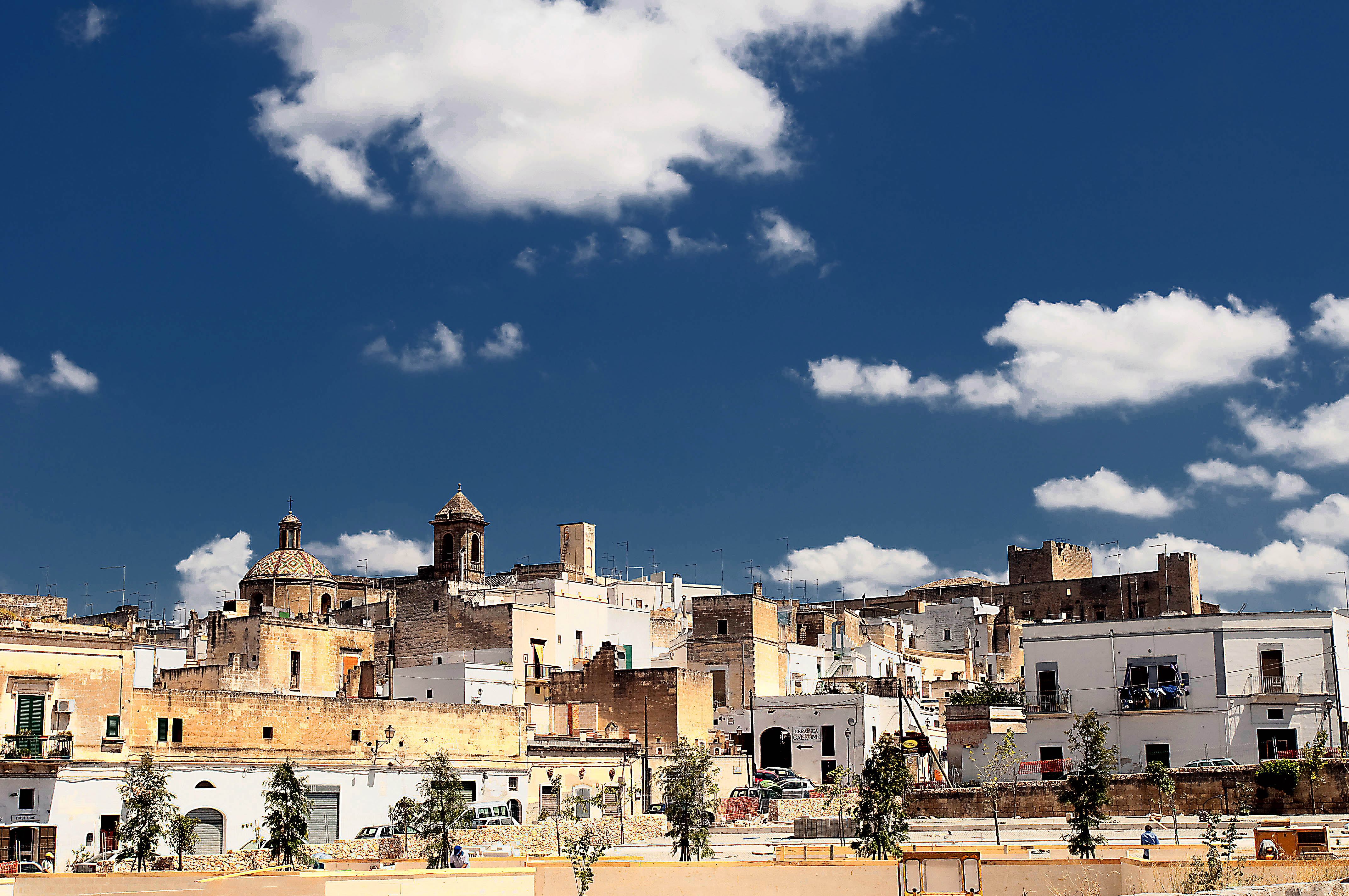 Puglia, as seen in ManAboutWorld gay travel magazine