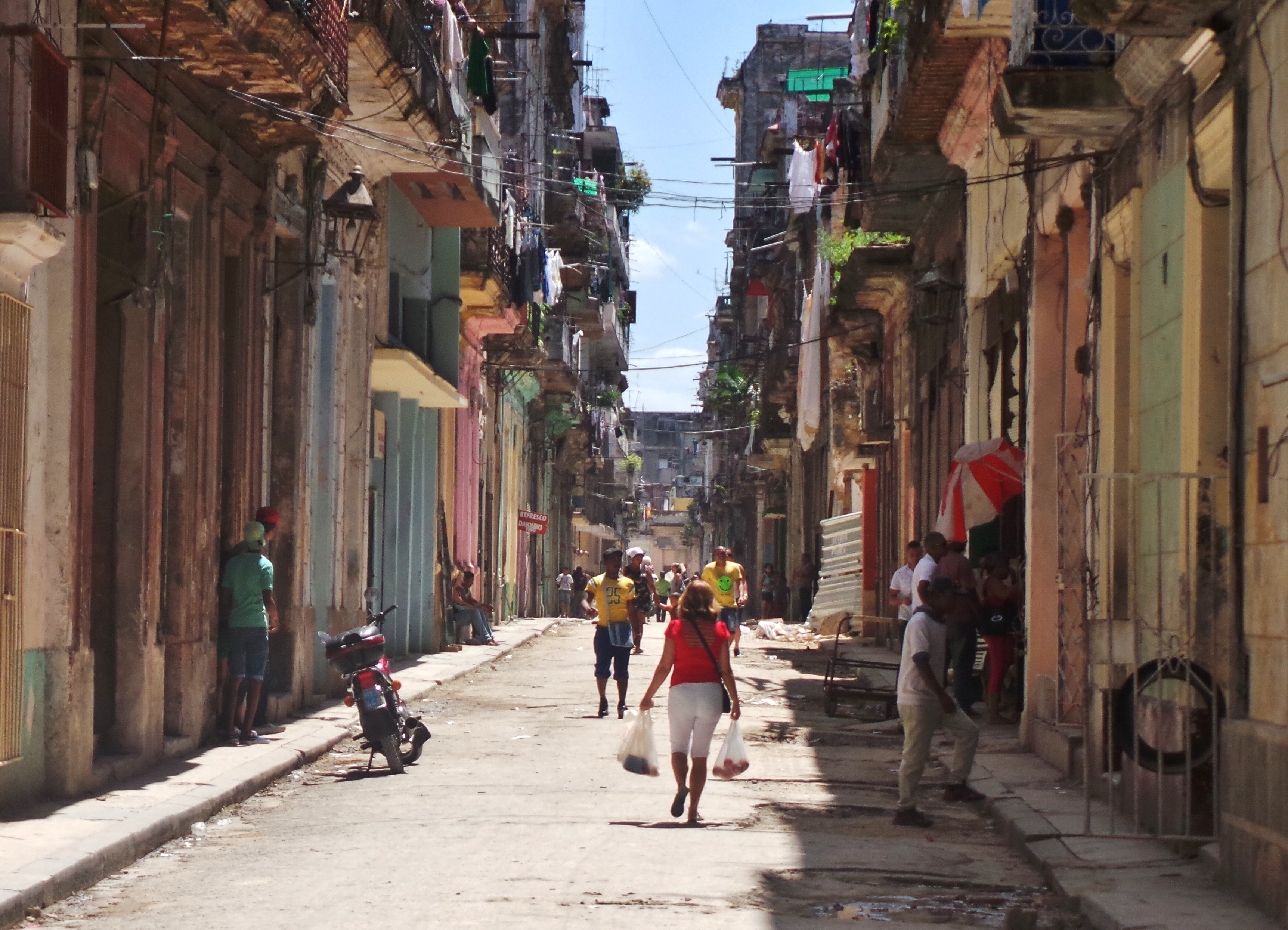 Cuba, as seen in ManAboutWorld, the gay travel magazine