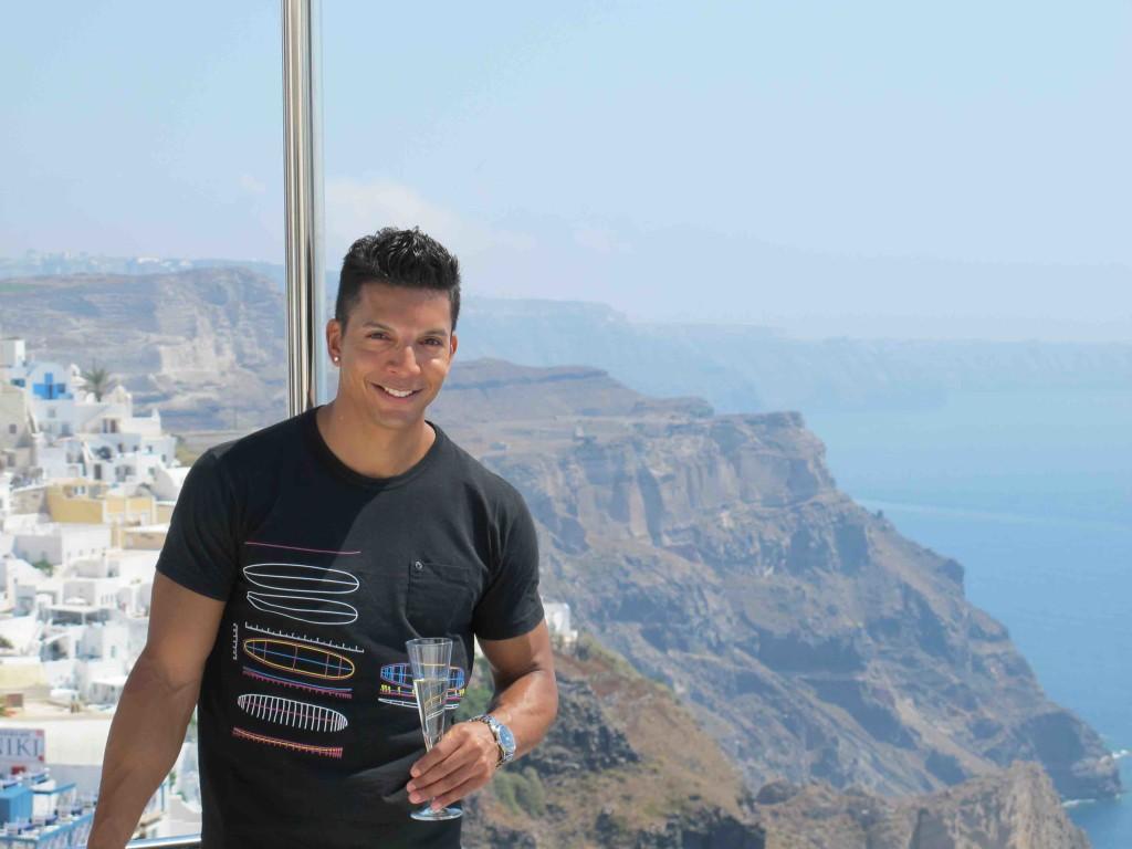 ManAboutWorld's newest global correspondent, Steve V. Rodriguez