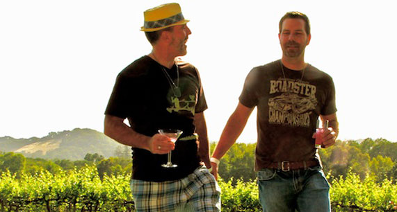 What's so gay about wine? Find out June 2!