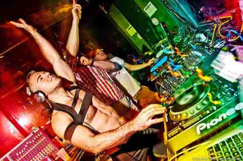 DJ Grind crushes it, ManAboutWorld gay travel magazine