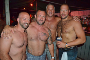Town bear week, ManAboutWorld gay travel magazine