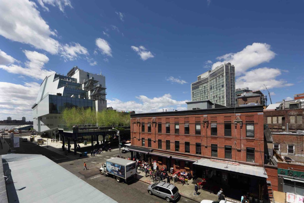 Gay destintation update includes the new Whitney Museum in New York