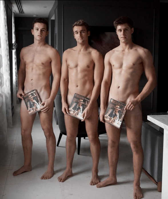 The Warwick Rowers, in ManAboutWorld gay travel magazine