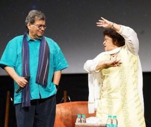 Subhash-Ghai-with-Saroj-Khan-