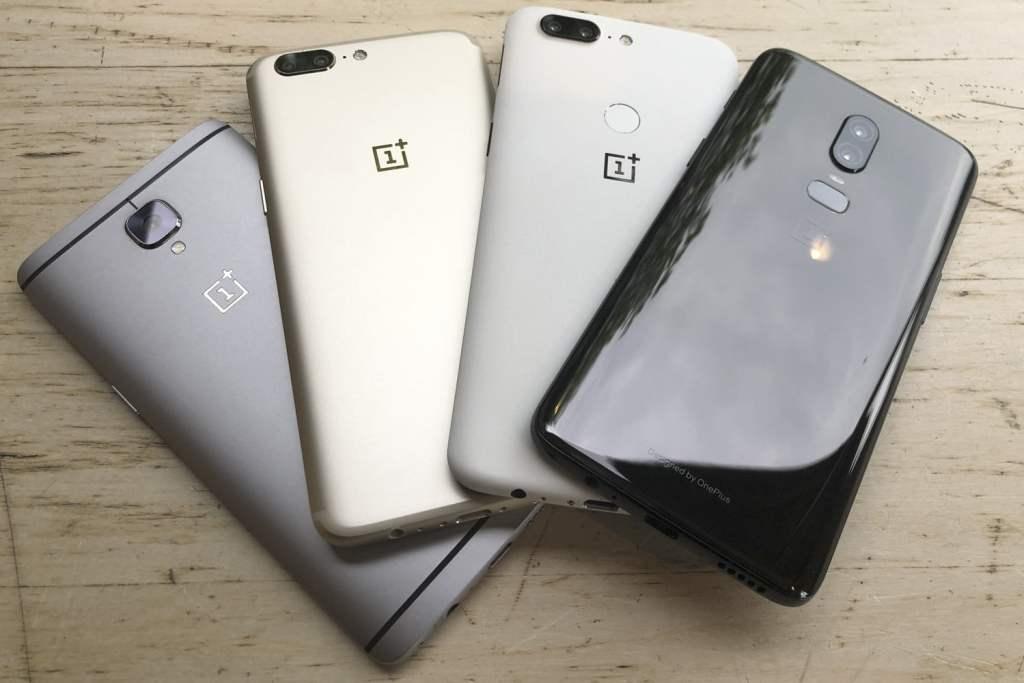 5G स्मार्टफोन्स