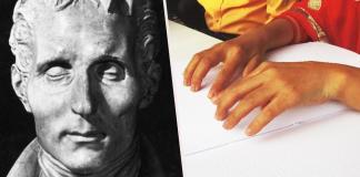 ब्रेल लिपीचे जनक लुईस ब्रेल यांची प्रेरणादायी कहाणी