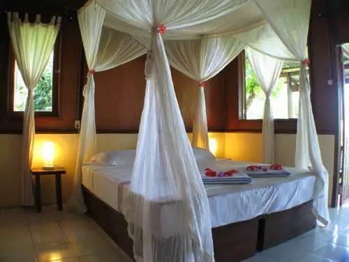 Menginap di Bunaken Cha Cha Nature Resort