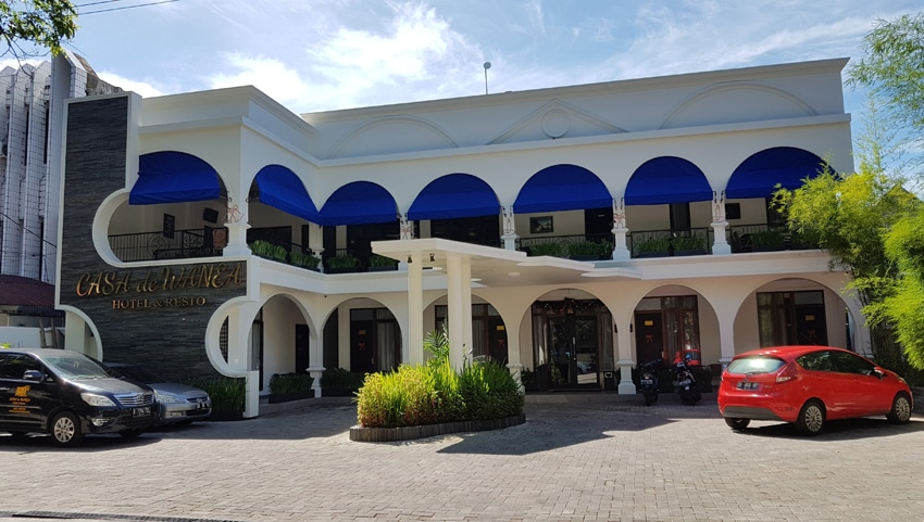 hotel melati manado