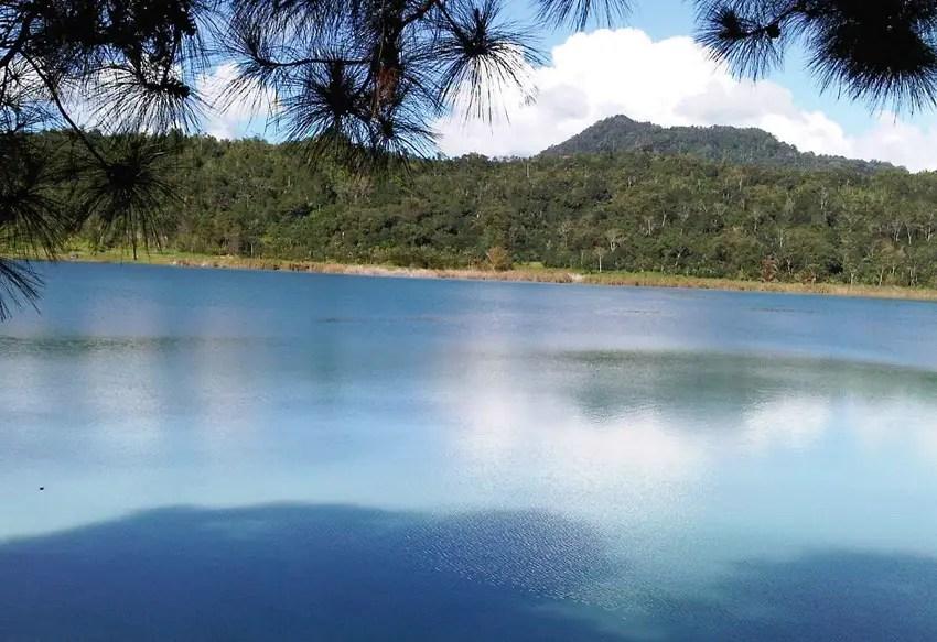 Danau Tondano, habitat ikan nike tondano