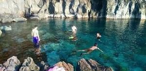 Pantai Air Panas Satu-satunya di Dunia