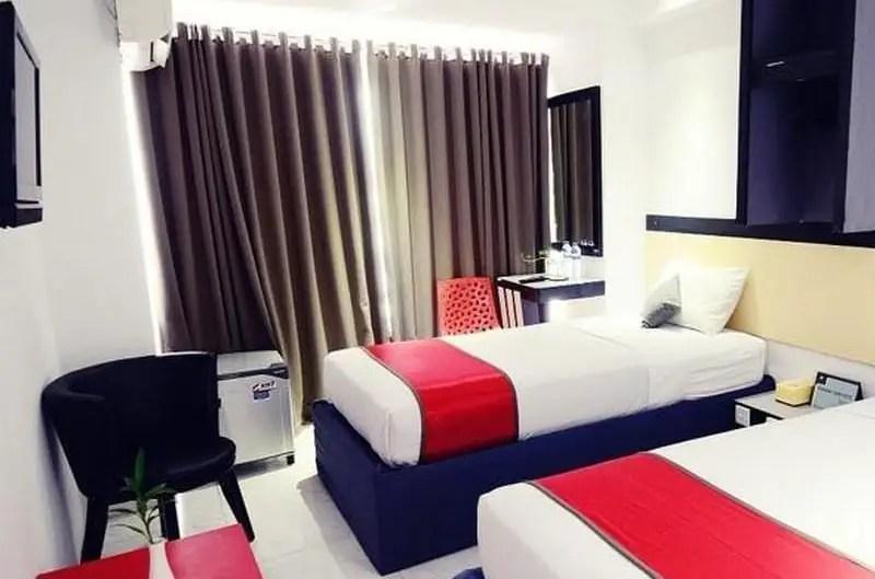hotel budget di manado