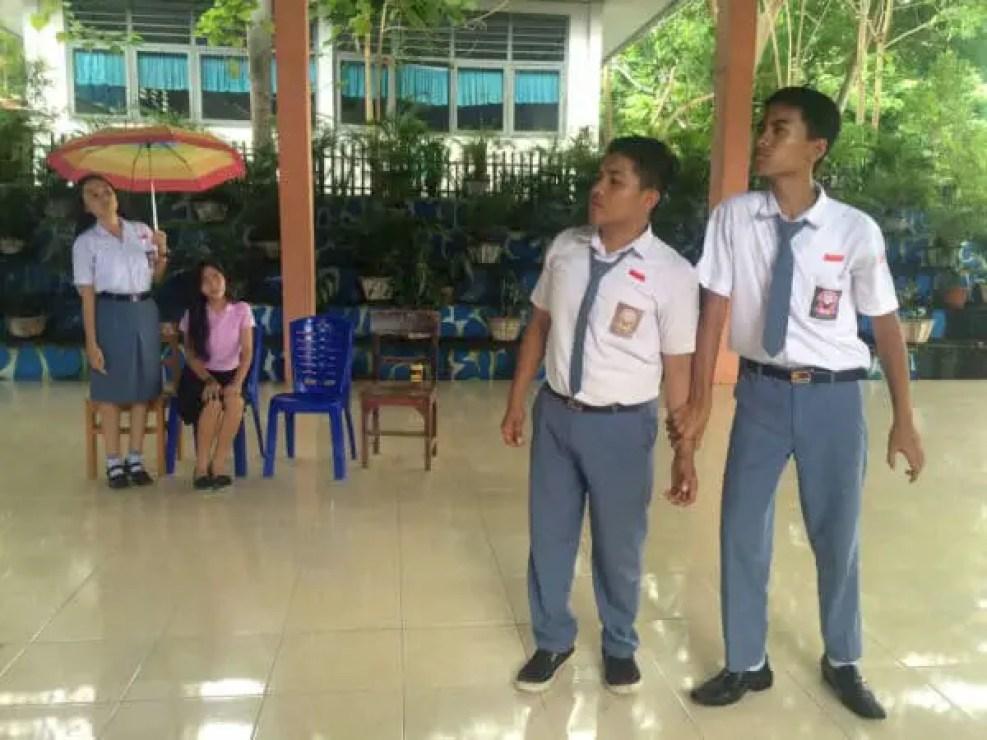 Tim Teater SMA Neg 4 Manado