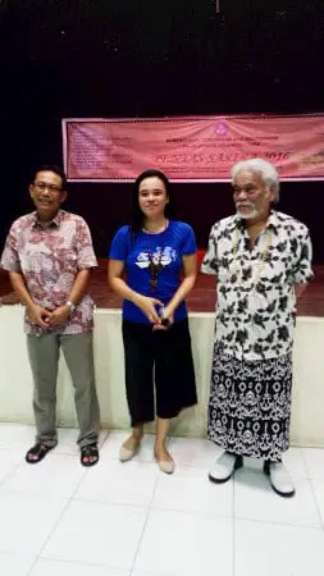 Selvi F Dayoh (kont. MB), Remi Silado & Kpl Balai Bahasa