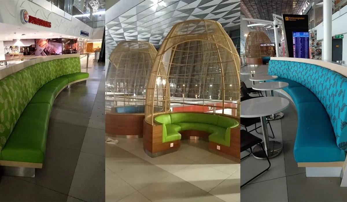 Furniture Sofa Bandara T3